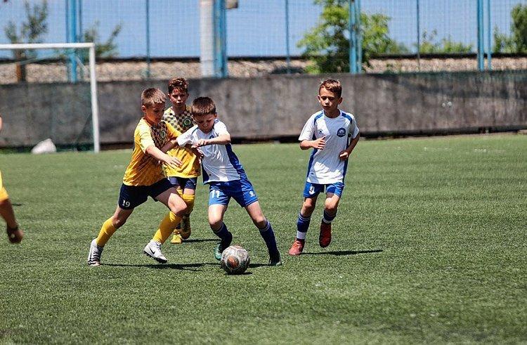 Юные футболисты «Луча» будут заниматься в Краевой спортивной школе олимпийского резерва