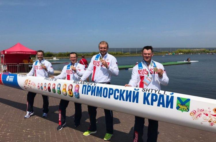 Дизайн каноэ призера Олимпийских игр придумают жители Приморья