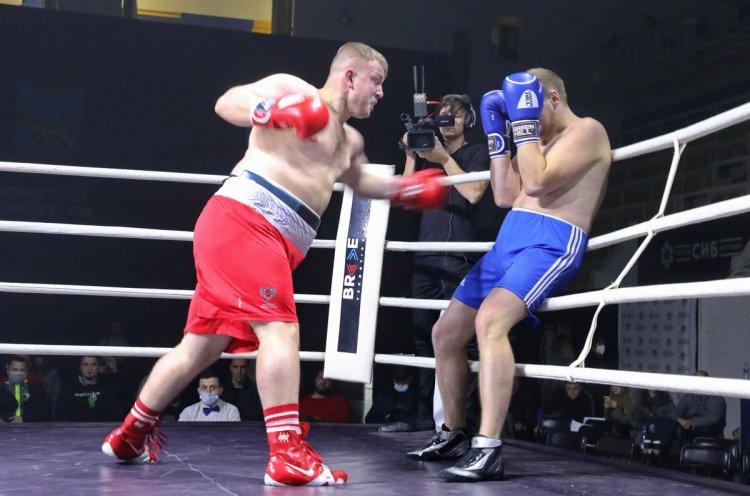 Боксеры КСШОР выступили на Кубке Губернатора