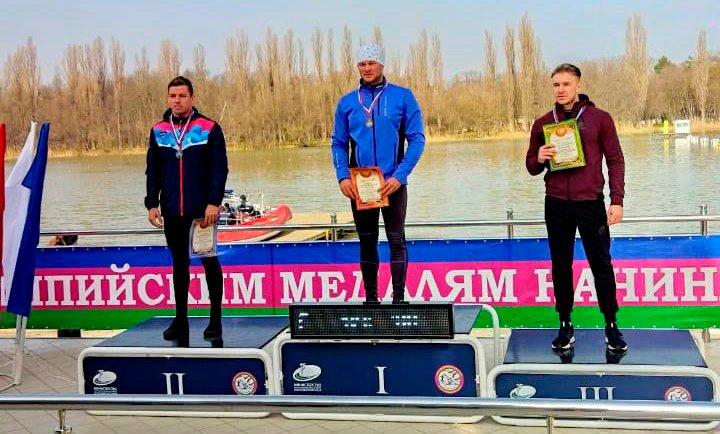 Иван Штыль выиграл две награды чемпионата России