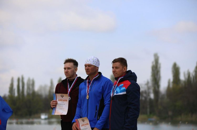 Приморский каноист Иван Штыль выиграл пять медалей на Кубке России