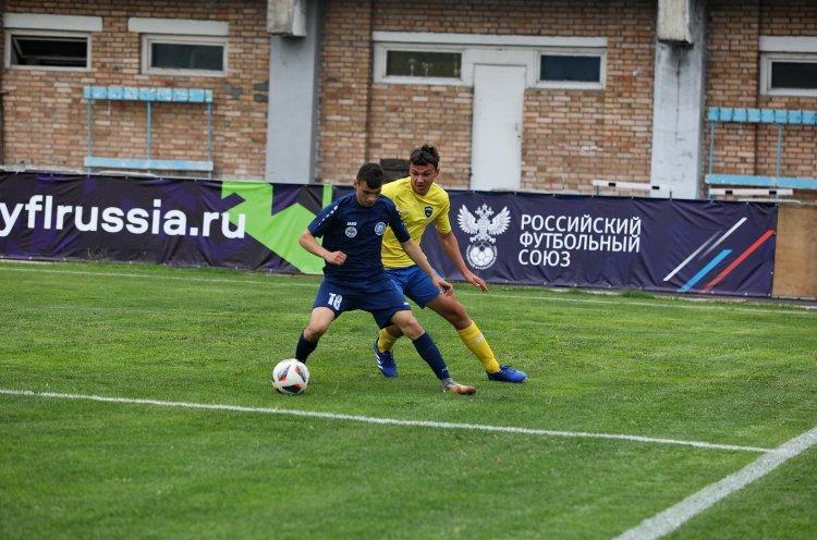 КСШОР сыграет в отложенном 10-м туре ЮФЛ ДВ