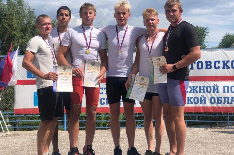 Приморские гребцы завоевали «золото» на первенстве России