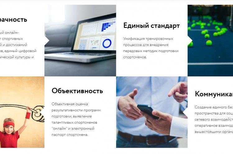 I Всероссийский конкурс «Цифровая трансформация российского спорта – 2021»
