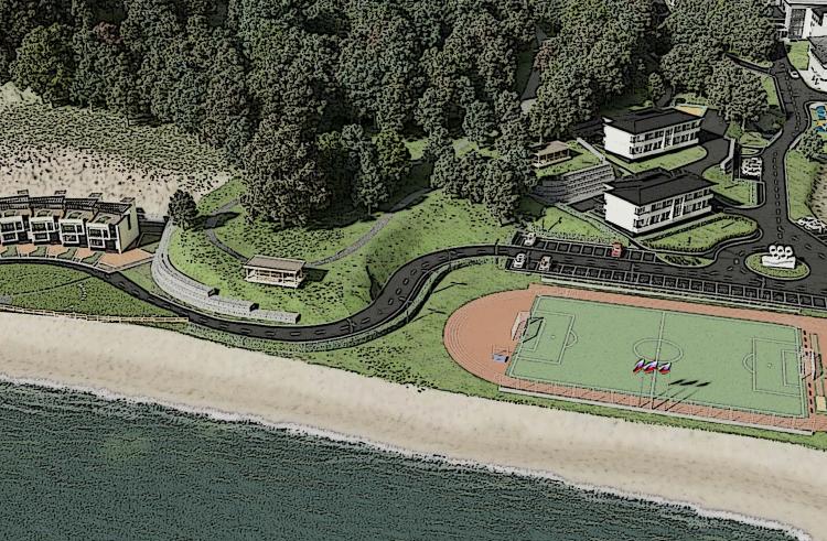 Еще один спортивный объект Приморья реконструируют с помощью ГЧП