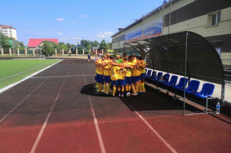 Юные приморские футболисты заняли второе место на первенстве Дальнего Востока