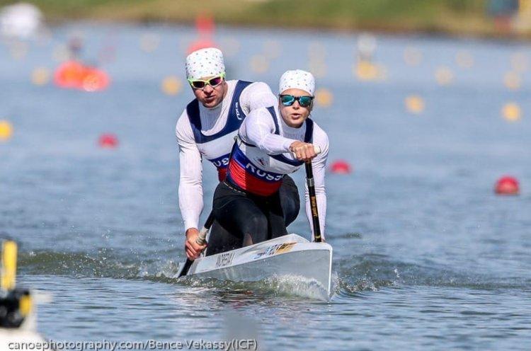 Приморский гребец Иван Штыль выиграл «золото» и «бронзу» на чемпионате мира